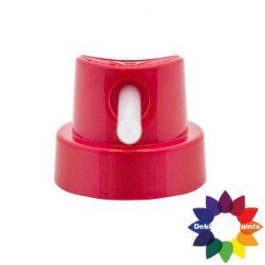Needle Cap Red Fat nr. S34 (12 stuks) 201034