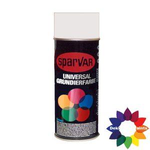 SPARVAR GRONDLAK Wit 400 ml-EAN4009506013152