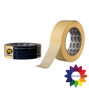 HPX HPX MASKING TAPE 38MM X 50M WIT 60°C