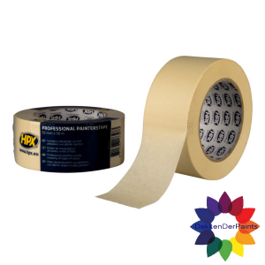HPX HPX MASKING TAPE 50MM X 50M WIT 60°C