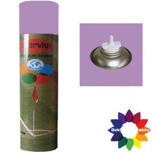 Krijt Spray Bodem Ventiel 750ml Lila 6031309