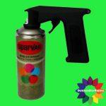 Krijt Spray Standaard Ventiel Fluor Groen 400ml 6000619