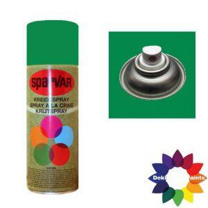 Krijt Spray Standaard Ventiel Groen 400ml 6000671
