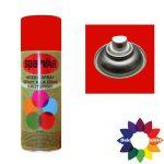 Krijt Spray Standaard Ventiel Rood 400ml 6000749