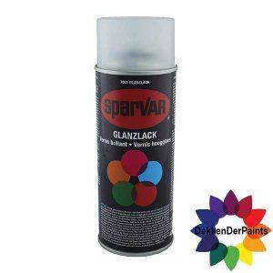 SPARVAR Blanke Lak Hoogglans 400 ml-EAN4009506070018