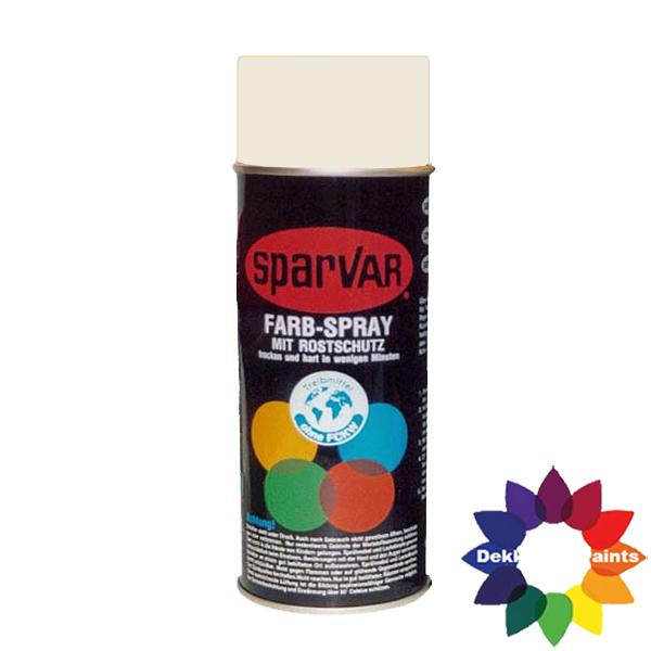 SPARVAR RAL 9001 M Creme Wit ean4009506099019