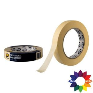 HPX MASKING TAPE 25MM X 50M SERIE 4400 GOLD-EAN:5425014220858