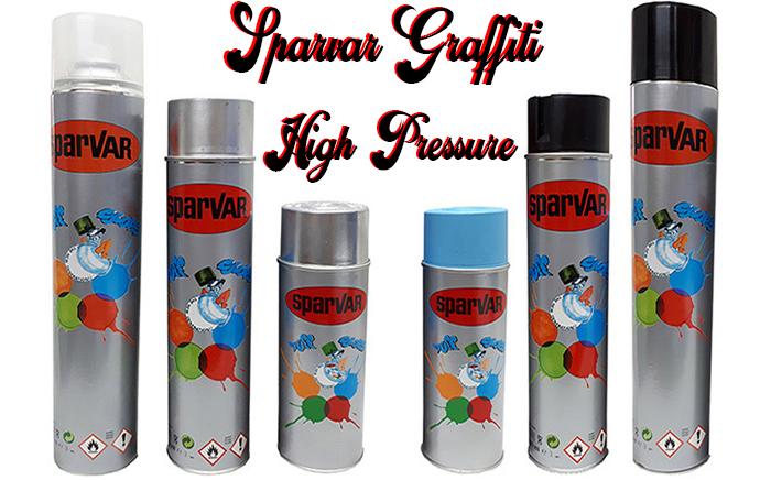 GRAFFITI-ART HIGH PRESSURE