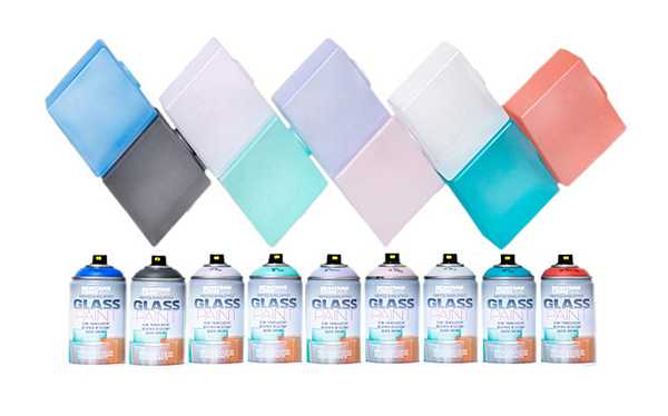 MONTANA GLASS PAINT 250ml