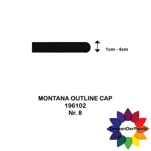 montana cap nr 8 ddp