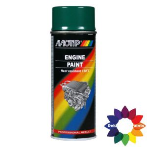 MOTIP 4095 ENGINE PAINT GROEN 04095