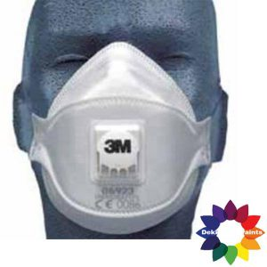 3M Fijnstofmasker 6923+ Comfort respirator 06923