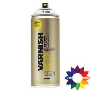 Montana Clear Varnish Gloss T1000 400ml 376351