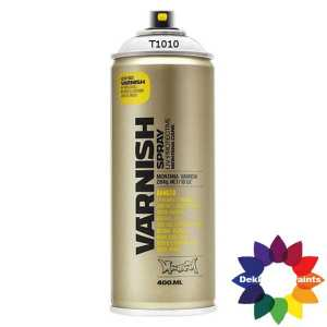 Montana Clear Varnish Matte T1010 400ml 376375