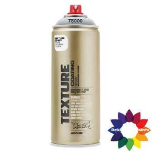 Montana Texture Coat T8000 Grey 400 ml 415432