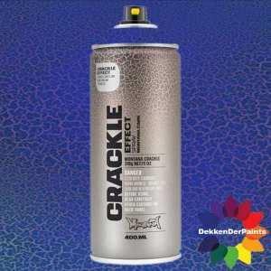 Montana Crackle Effect Spray EC 5010 Gentian Blue RAL 5010 400 ml 418440