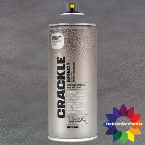 Montana Crackle Effect Spray EC 7000 Squirrel Grey RAL 7000 400 ml 418464