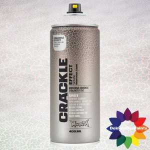 Montana Crackle Effect Spray EC 9010 Pure White RAL 9010 400 ml 418488