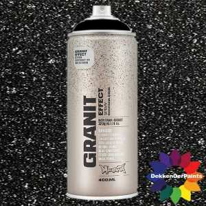 Montana Granit Effect Spray EG 9000 Black 400 ml 415401