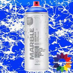 Montana Marble Effect Spray EM 5000 Blue 400 ml 493942