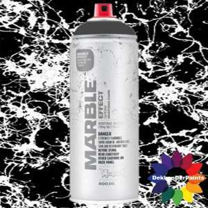 Montana Marble Effect Spray EM 9000 Black 400 ml 415357