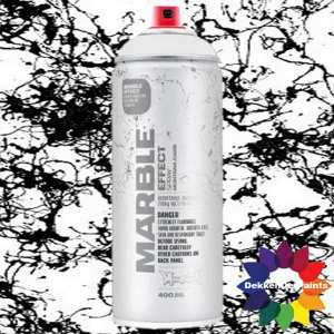 Montana Marble Effect Spray EM 9100 White 400 ml 415364