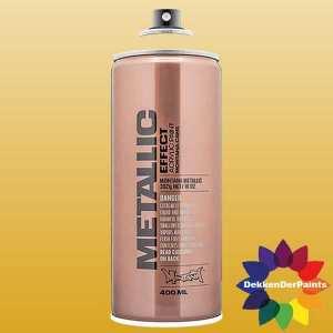 Montana Metallic Effect Spray EMC 1050 Metallic Gold 400 ml 448683