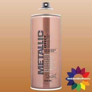 Montana Metallic Effect Spray EMC 2050 Metallic Copper 400 ml 448706