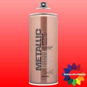 Montana Metallic Effect Spray EMC 3020 Metallic Red 400 ml 473043