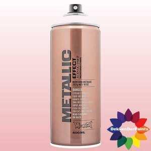 Montana Metallic Effect Spray EMC 3110 Metallic Rose 400 ml 473050