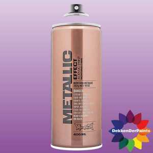 Montana Metallic Effect Spray EMC 4230 Metallic Plum 400 ml 473067