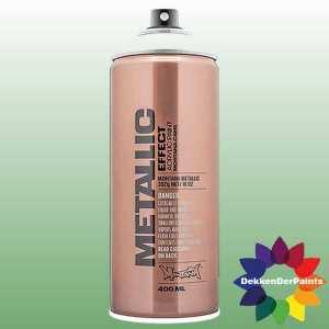 Montana Metallic Effect Spray EMC 6040 Metallic Avocado Green 400 ml 494116