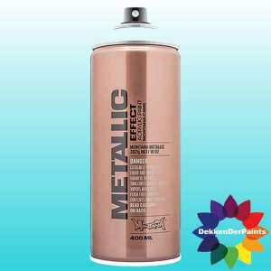 Montana Metallic Effect Spray EMC 6210 Metallic Tennessee 400 ml 448720
