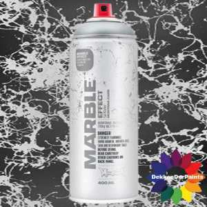 Montana Marble Effect Spray EM Silver Silver 400 ml 415371