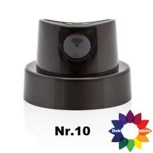 nr.10 156793 Skinny Cap Black (12 st