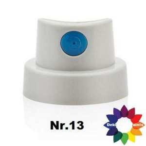 nr.13 399282 Soft Cap Grey/Blue (12 st.)