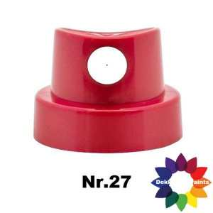 nr.27 196150 Skinny Cap Red (12 st.)