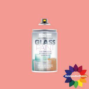Montana Glass Paint 3010 Coraal Red 250ml 482984