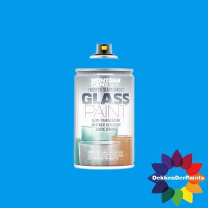 Montana Glass Paint 5055 Baby Blue 250ml 483059