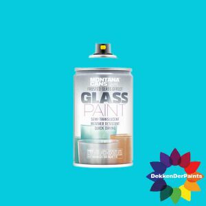Montana Glass Paint 6115 Teal 250ml 483103