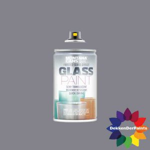 Montana Glass Paint 9000 Black 250ml 483134