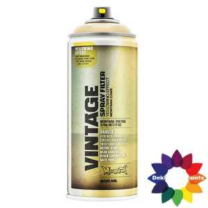 Montana Vintage Spray Filter EV1050 Yellowing Effect 400ml 477041