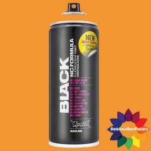 BLKIN2000 Montana Black Infra Orange EAN4048500352249