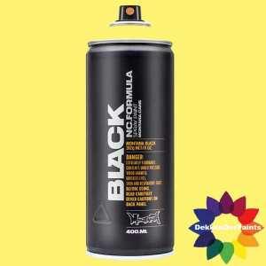 BLKTR1010 Montana Black True Yellow 50% EAN4048500352201