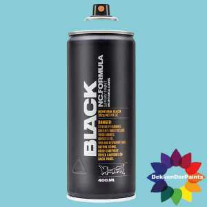 BLKTR5010 Montana Black True Cyan 50% EAN4048500352225