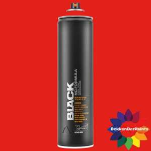 BLKP3000 Montana Black 600ml Power Red EAN4048500282683