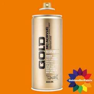 S2000 Montana Gold Shock Orange Light EAN4048500285615