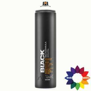 BLK9105 Montana Black 600ml White EAN4048500278419