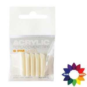 Montana Acrylic TIP set 6.0mm EAN4048500331770